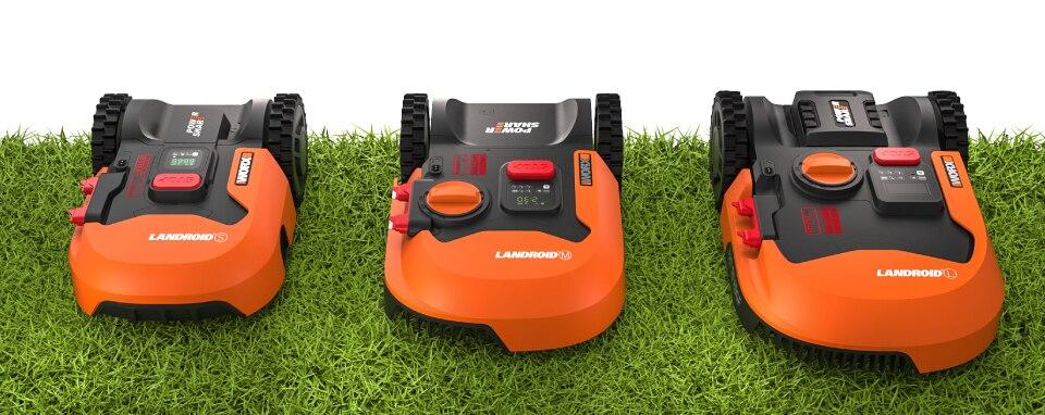 WORX Landroid L WR147E robot lawn mower