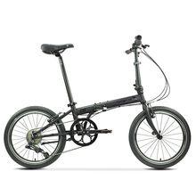 Bicicleta dobrável dahon bicicleta glo kbc083 p8 sp8 8 8 velocidades 20 Polegada cromo molibdênio aço quadro sram x7 zorin pospmp cidade commuter