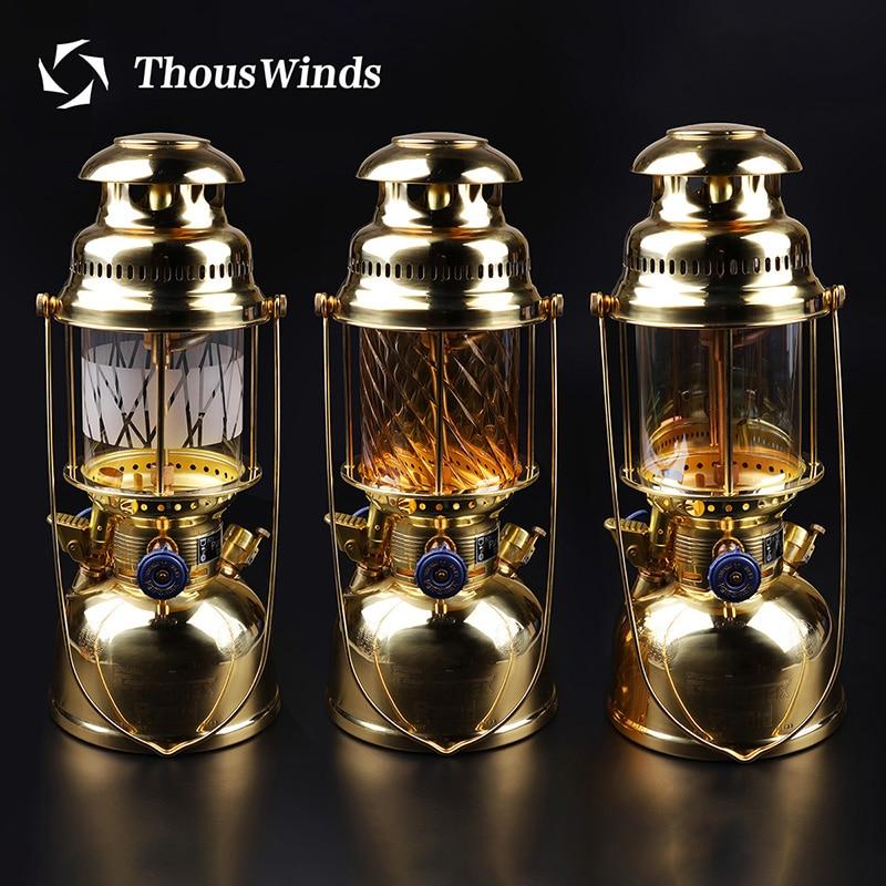 Thous Winds HK500 HK250 HK150 фонарь масляная лампа стеклянный абажур наружная лампа для кемпинга Сменные стеклянные аксессуары для фонарей