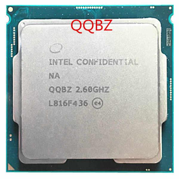 إنتل النواة i9 9900 المعالج ES/QS i9-9900 QQBZ 6 النواة 16 موضوع 2.6G 16MB 14nm 65W FCLGA1151