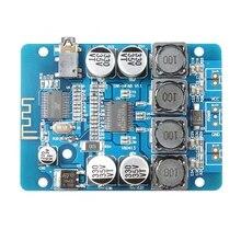 Mini Tpa3118 Bluetooth цифровой мощность усилитель плата 2X30 Вт стерео Amplificador o DC 8-26V