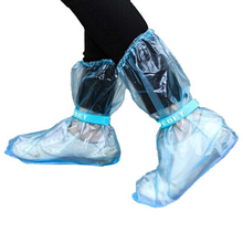 Outdoor Long Style Cycle Rain Boots Over Shoes Rain Boots,Travel Essentials,Waterproof Rain Slip-resistant Overshoes