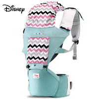 Disney waist stool baby carrier front holding baby carrier newborn four seasons multifunctional child holding memory pillow