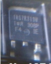 10pcs/lot   IRG7R313U  G7R313U TO-252 50pcs lot d70n02l to 252