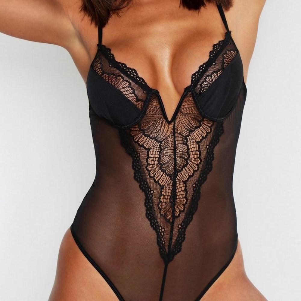 body dentelle sexy