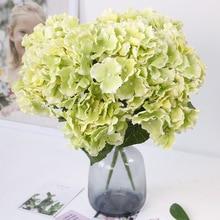 Mallorca hydrangea home decoration wedding supplies simulation plant flower