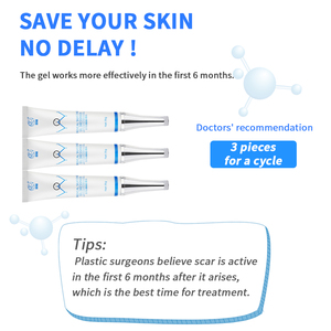 Image 5 - Scar Removal Safe Effective Medical Silicone Acne Scars Gel Flatten Repair Burn C Section Keloid Scars Treatment Face Body