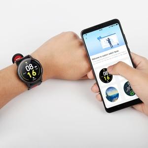 Image 4 - SENBONO IP68 עמיד למים גברים Smarwatch Bluetooth 5.0 כושר גשש שעון ספורט נשים שעון חכם עבור IOS אנדרואיד