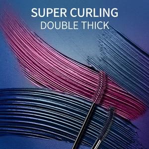 Image 4 - ZEESEA новая долговечная Водостойкая тушь для ресниц 4D волокно Толстая Удлиняющая косметика для ресниц Профессиональная Косметика