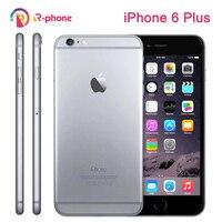 "Unlocked Original Apple iPhone 6 Plus Used 99% New Dual Core 5.5"" IOS 16/64/128GB 6P ROM 8MP Camera 3G WCDMA 4G LTE Used Phone 1"
