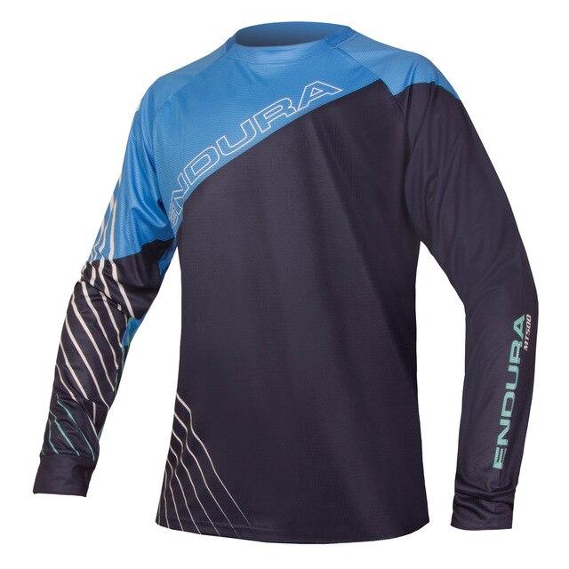 ENDURAING мотоцикл горный велосипед Команда Горные Джерси MTB внедорожный DH MX велосипед Длинная мотоциклетная рубашка для мотокросса MTB Джерси для мужчин