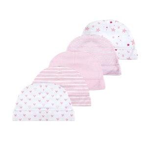5pcs/lot Baby Hats 100% cotton
