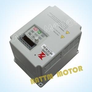 Image 5 - DE Square 2.2kw Air cooled CNC spindle motor 220V 24000rpm ER20 4 bearings & Fuling VFD Inverter 220V & 4pcs ER20 Quality collet