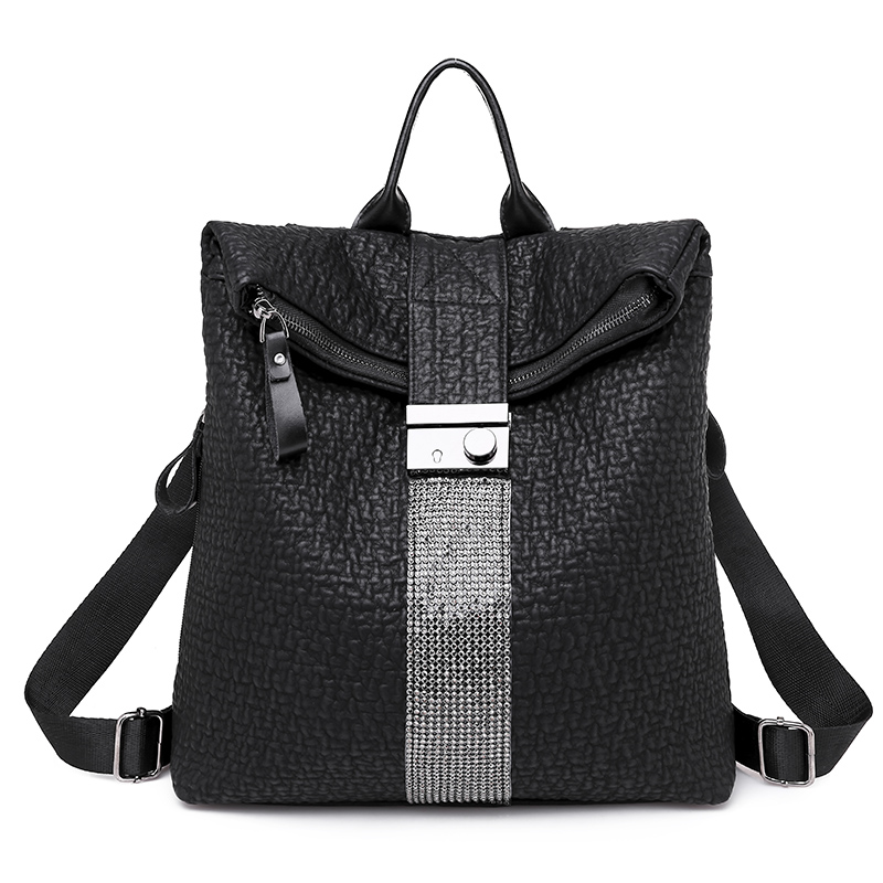 Fashion Backpack Women Shoulder Bag Large Capacity Women Backpack School Bag For Teenage Girls Light Ladies Travel Backpack