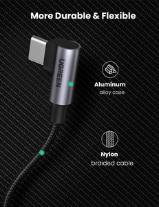 Image 5 - Ugreen USB Type C to USB C Cable for Samsung Galaxy S9 PD 100W Fast Charger Cable for Macbook Support Quick Charge 4.0 USB Cord