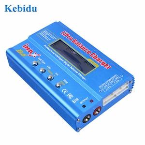Image 4 - KEBIDU  iMAX B6 Lipro NiMh Li ion Ni Cd RC Battery Balance Digital Charger for NiMH NiCd Battery 60W Max