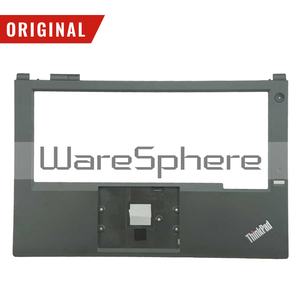 Original Top Cover Upper Case W/N FingerPrint hole for Lenovo ThinkPad T440p Palmrest Keyboard Bezel 04X5394 AP0SQ000400 Black|lenovo thinkpad t440p|lenovo thinkpad|case case -