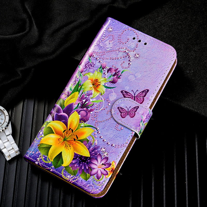 Wallet Leather Case For Samsung Galaxy S8 S9 Plus S7 S6 Edge S5 S3 S4 J3 J5 J7 A3 A5 J1 2016 2017 J2 Grand Prime Flip Cover