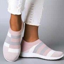Women Canvas Shoes 2019 New fashion slip on Womens Flat