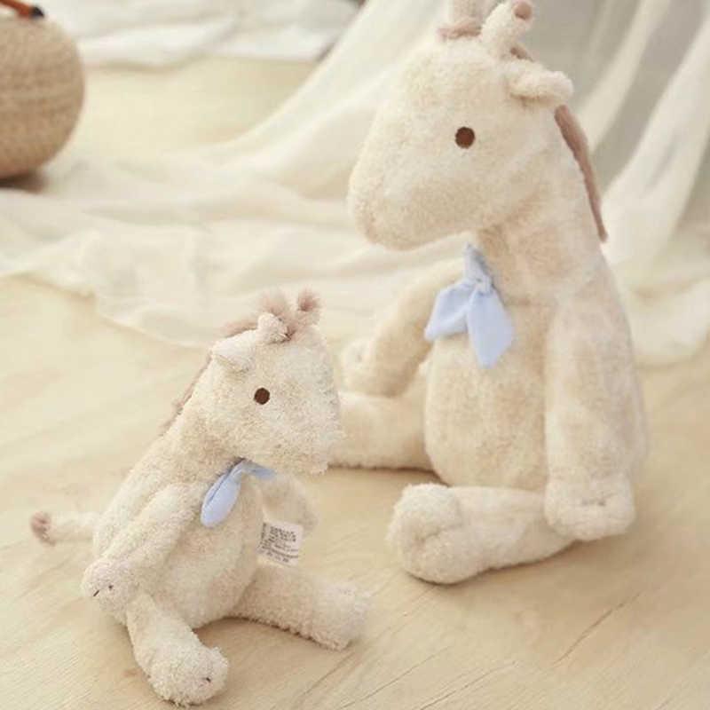 ตุ๊กตาสัตว์น่ารักตุ๊กตาเด็กทารกตุ๊กตาเด็กทารก Reborn ตุ๊กตา Adora Hug ยีราฟเด็กวันเกิดของขวัญเด็กตกแต่ง
