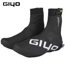 GIYO Waterproof Cycling Shoe Covers Women Men Shoes Cover MTB Road Bike Racing Overshoes Waterproof Shoe Covers Lock Protector