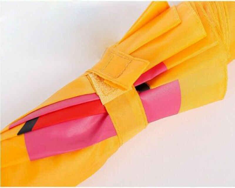 Покемон го Пикачу мультфильм детский зонт/Зонт подарок 2019 Пикачу складной зонт