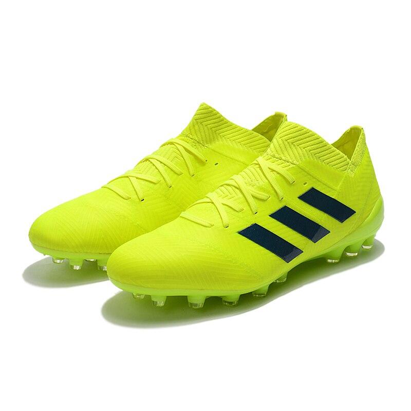 Adidas Nemeziz Messi 18.1 AG paznokci złamane paznokci