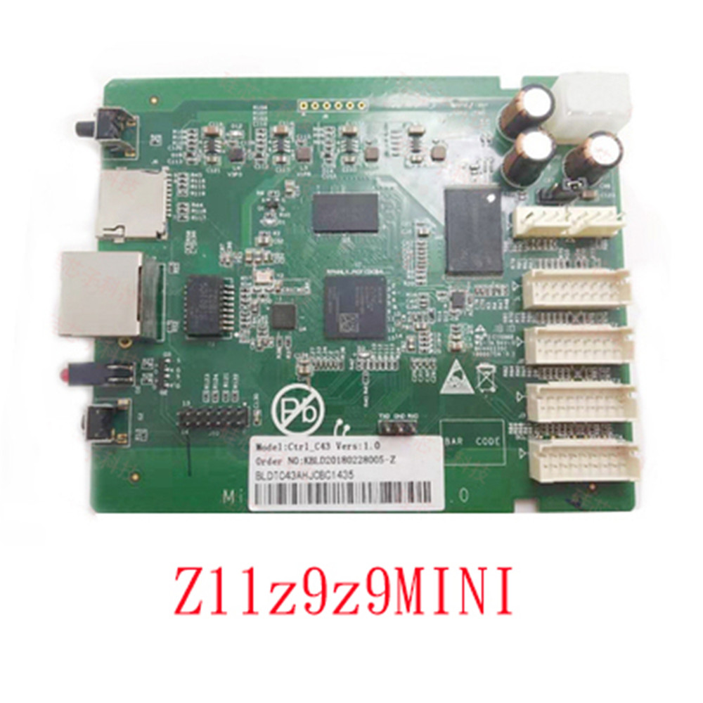 Image 3 - Motherboard For Antminer S9 T9+ Z11/z9/z9MINI System Data Circuit Control Module CB1 Control Board Replacement PartsReplacement Parts & Accessories   -