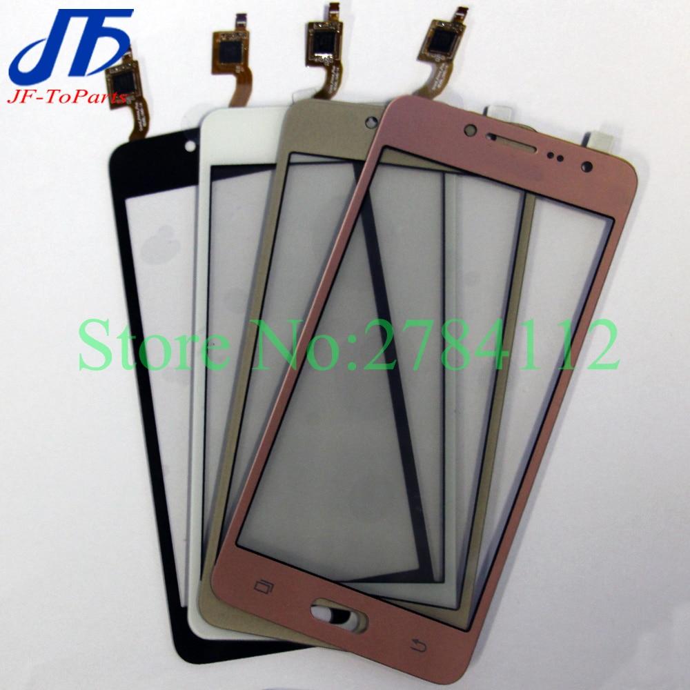 50 шт., сенсорная панель для Samsung Galaxy J2 Prime Duos SM-G532 G532 5,0 дюйма, сенсорный экран, дигитайзер, передний внешний экран, стеклянный объектив