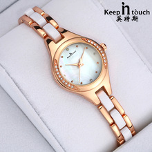 Elegant Ladies' Watch Quartz Waterproof Hand Woman's Watch S