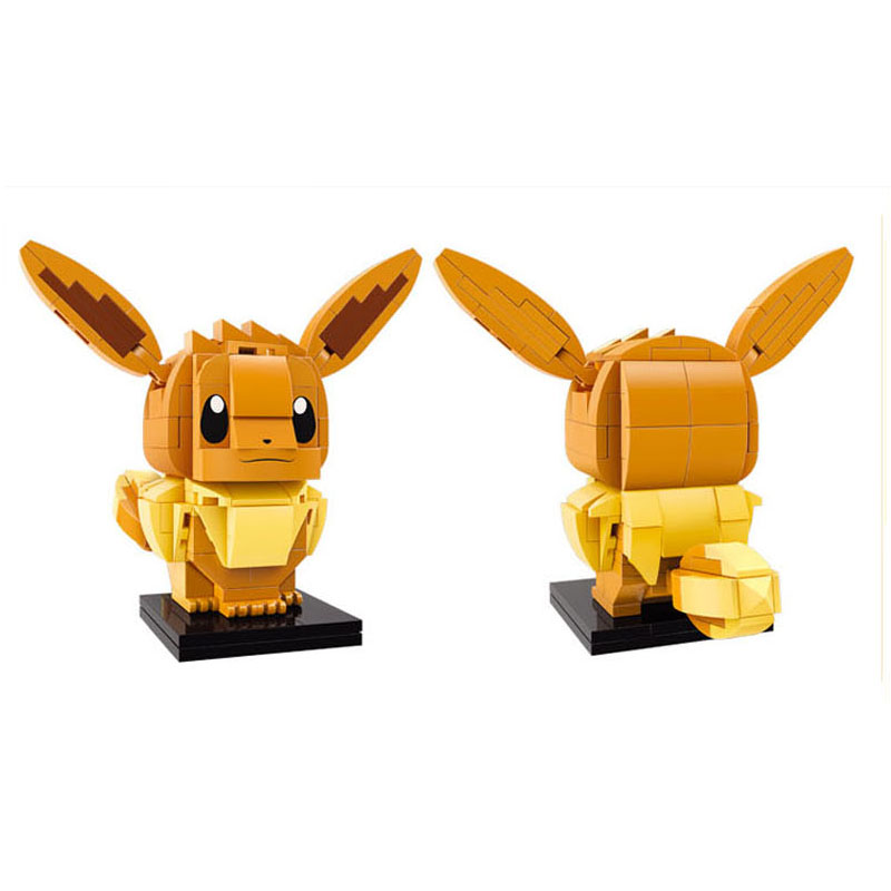 ENLIGHTEN Pokemon All Set Building Blocks 23