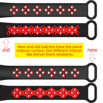 NFC Version mondiale Mi bande 5 Bracelet pour Xiaomi Mi bande 4 sangle Sport Smart Mi bande 3 sangle Bracelet Correa MiBand 3 4 6