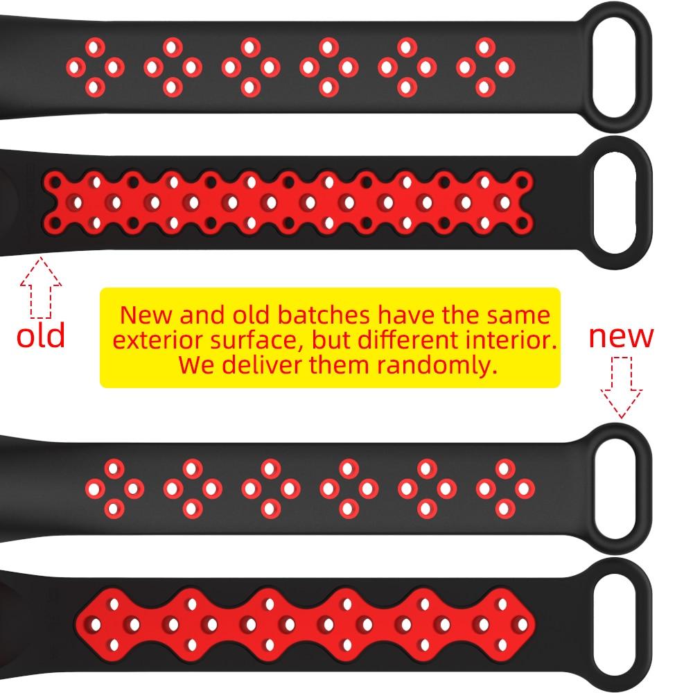 NFC Global Version Mi Band 5 Strap Bracelet for Xiaomi Mi Band 4 Strap Sport Smart Mi Band 3 Strap Wristband Correa MiBand 3 4 5