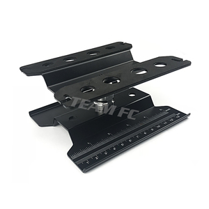 Image 2 - 360 nero breve banco di lavoro stazione di riparazione piattaforma di montaggio ascensore o inferiore per 1/8 scala 1/10 RC Model Car TRX4 Axial S26
