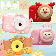 Children's Camera 4K Camera 42/48MP Touch Screen WIFI Front Camera Toy For Girl Children Gift Kids Education Toy Camera