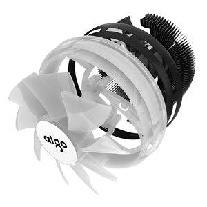 Image 5 - Darkflash aigo cpu cooler radiador led dissipador de calor amd intel silencioso 3pin pc cpu cooler dissipador de calor ventilador lga/115x/775/am3/am4