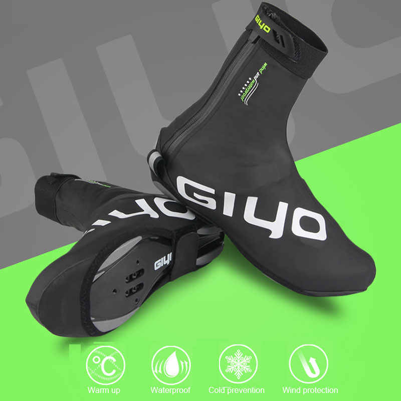 Mountain Road Bike Toe Cover Windproof Thermal Shoe Cover Cycling Accessory
