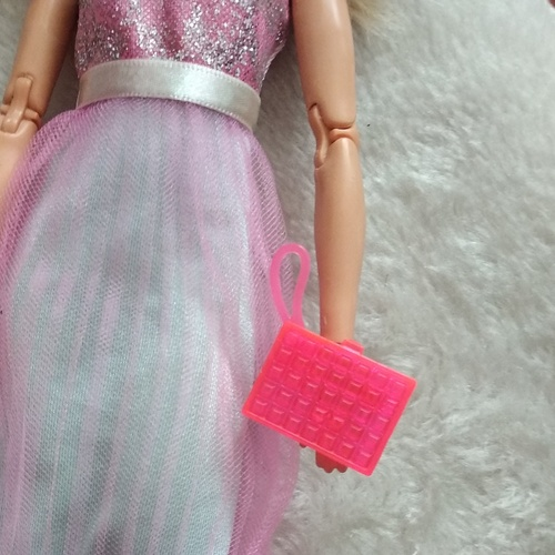 Doll Accessories Bags / Handbag Purse Bags for 1/6 barbie kurhn FR Blythe doll / Xmas Gift 6