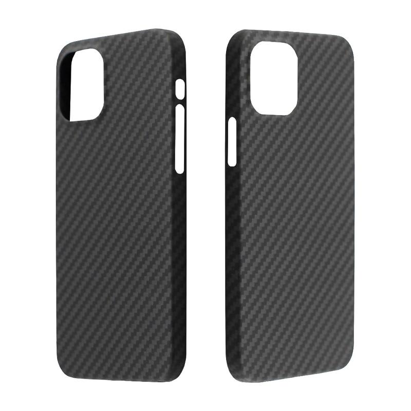 Aramid Fiber Carbon Bumper Officiële Ontwerp Case Voor Apple Iphone 12 11 Pro Max 12 Mini 12 11 Xs Max xs Xr 7 8 Plus Se 2020 Cover 2