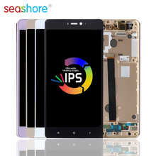 "5.0""ORIGINAL For XIAOMI Mi 4S LCD Touch Screen Digitizer Assembly For Xiaomi Mi4S Display with Frame Replacement Mi4s M4s Screen"
