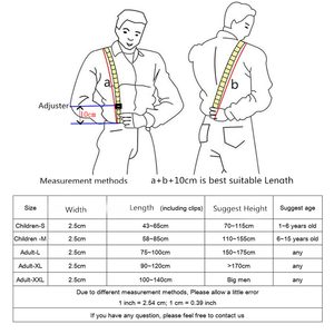 Parent-Kids Navy Blue Coffee Purple Color Suspenders Men Women Boys Girls Elastic Adjustable Kids Braces Unisex Accessories