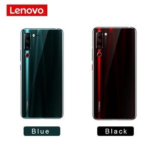 "Image 3 - Global Rom Smartphone Lenovo Z6 Pro Snapdragon 855 Mobiele Telefoon 8 Gb 128 Gb 2340*1080 6.39 ""Oled screen 48MP Ai 4 Camera 4000 Mah"