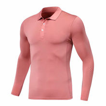 Новинка 2021 мужская рубашка для гольфа спортивная одежда активного