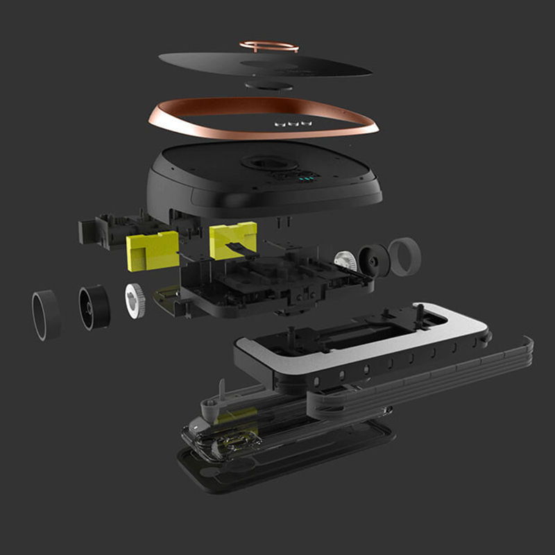 Image 5 - Xiaomi Bobot MIN580 Min590 intelligent mopping robot Imitation of human kneeling on the floor mopping smart mop-in Vacuum Cleaners from Home Appliances