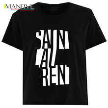 19ss summer new top qualiy  Luxury t shirt men Letter print Streetwear harajuku Print Cotton funny shirts