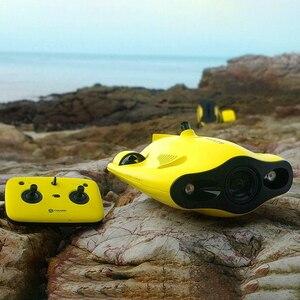 Image 1 - العلامة التجارية الجديدة مطاردة الابتكار غلاديوس طائرة صغيرة تحت الماء بدون طيار مع 4K كاميرا 100 متر/50 متر عمق دون ظهره