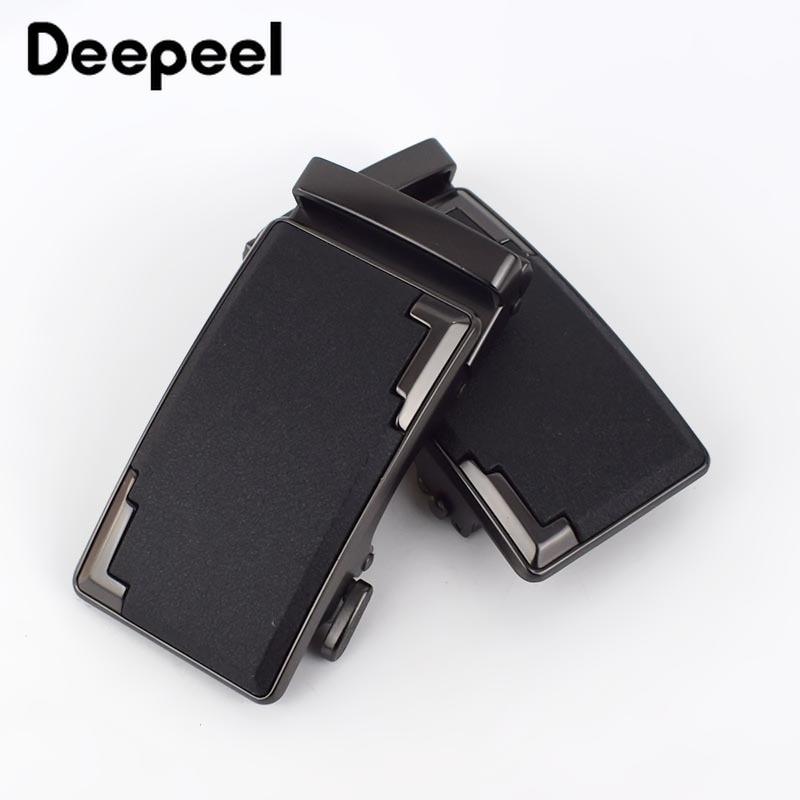 Deepeel 1PC 36mm Metal Belt Buckle For Men Business Metal Buckle For Belt 34-35mm DIY Craft Clothing Decoration Accessory BD406