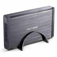 Acasis BA 06US USB3.0 3.5 inch SATA Hard Drive Disk External Enclosure HDD Disk Case Box for PC Computer Laptop