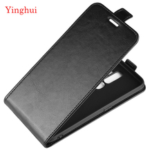 For OPPO A5 2020 Case Cover Flip Leather