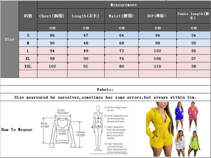 Diamond Velvet Shorts Long Sleeve Hooded Sweatshirts Two Piece Set